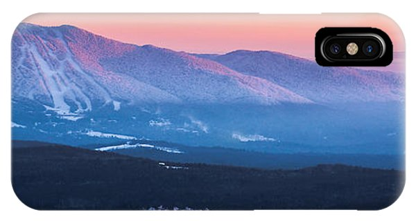 New Hampshire iPhone Case - Burke To Moosilauke by Tim Kirchoff