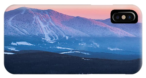 Burke To Moosilauke IPhone Case