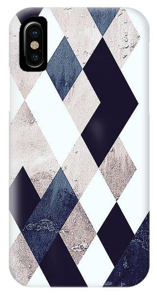 Burlesque Texture IPhone Case
