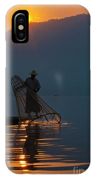 Burma_d143 IPhone Case