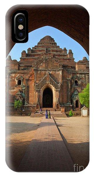 Burma_d2095 IPhone Case
