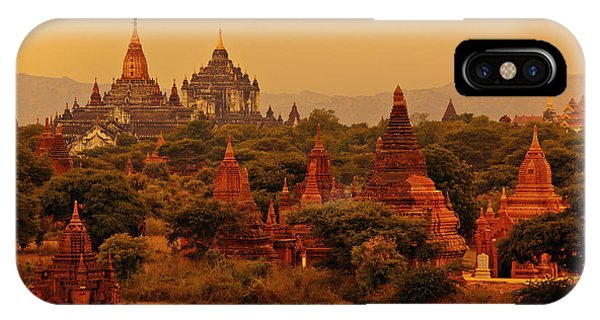Burma_d2136 IPhone Case