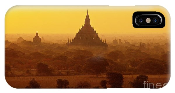 Burma_d2227 IPhone Case