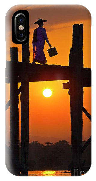 Burma_d807 IPhone Case