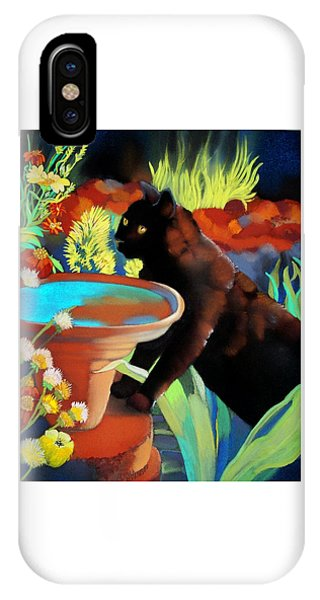 Burmese Afternoon IPhone Case