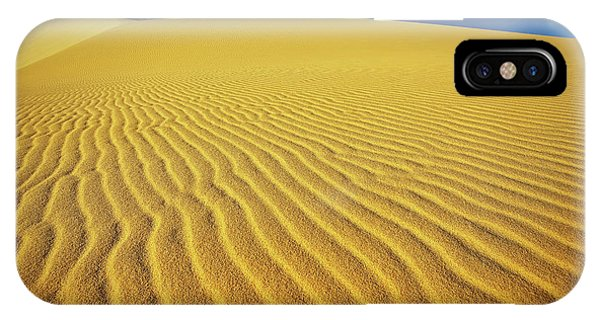 Burning Up At The White Sand Dunes - Mui Ne, Vietnam, Southeast Asia IPhone Case