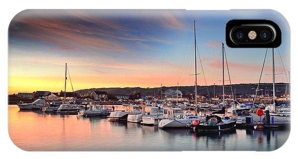 Burry Port 2 IPhone Case