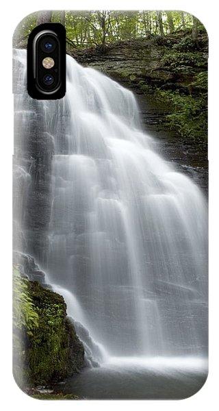Bushkill Falls - Daughter Fall IPhone Case