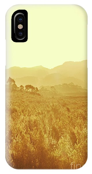 Trial iPhone Case - Bushland Of Western Dynamics by Jorgo Photography - Wall Art Gallery