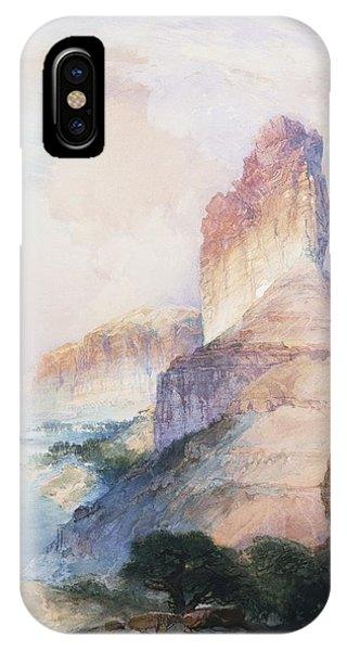 Butte Green River Wyoming IPhone Case