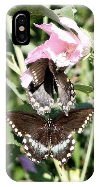 Butterflies Are Free 3 IPhone Case