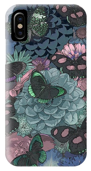 Fairy iPhone Case - Butterflies by JQ Licensing
