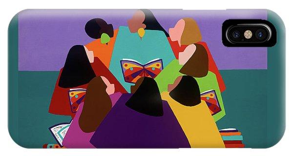 iPhone Case - Butterflies Dream by Synthia SAINT JAMES