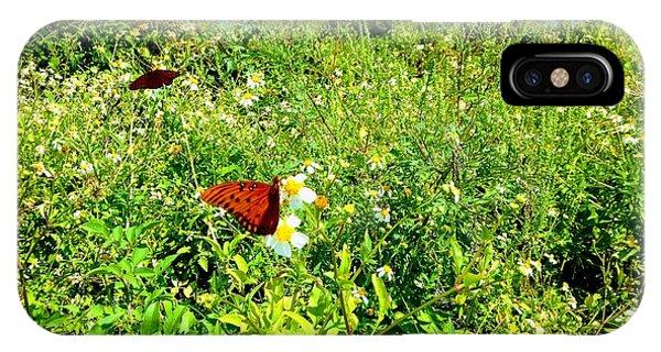 Butterfly Bonanza IPhone Case