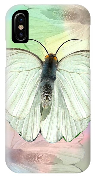 Butterfly, Butterfly IPhone Case