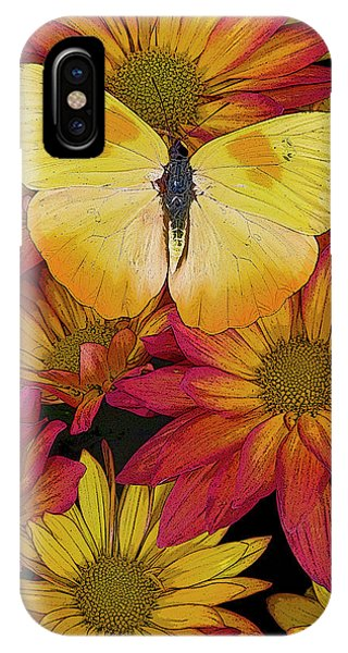 Detail iPhone Case - Butterfly Detail by JQ Licensing