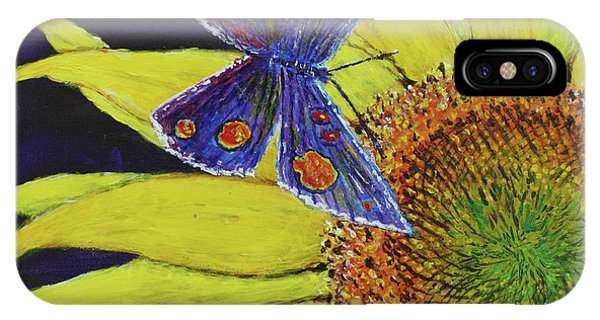 Butterfly Haven IPhone Case