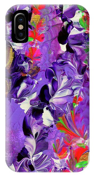 Butterfly Island Treasures IPhone Case