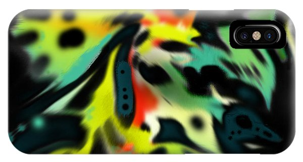Butterfly Menagerie IPhone Case