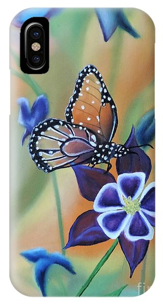 Butterfly Series#4 IPhone Case