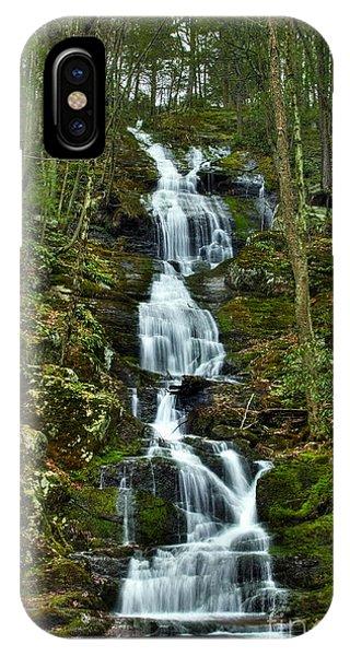 Buttermilk Falls Spring IPhone Case