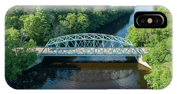 Butts Bridge Summertime IPhone Case