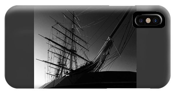 Bw Series Cutty Sark Five IPhone Case