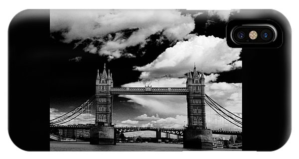 Bw Series Tower Bridge IPhone Case