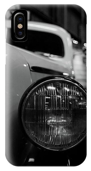 Bw Taxi IPhone Case