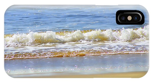 By The Coral Sea IPhone Case