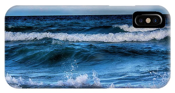 By The Sea Series 03 IPhone Case
