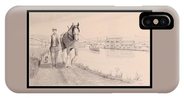 Bygone Days IPhone Case
