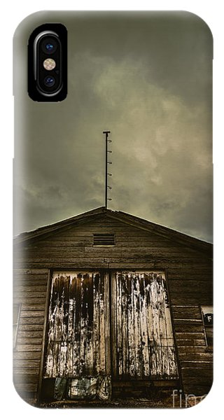 Bygone Farmstead  IPhone Case