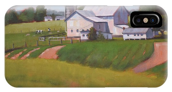 Amish iPhone Case - Byler Farm by Todd Baxter