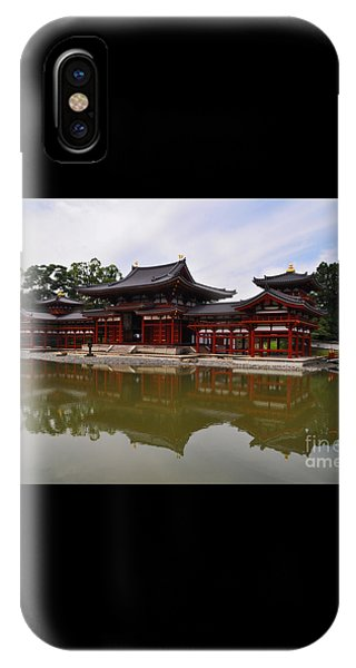 Byodoin Temple IPhone Case