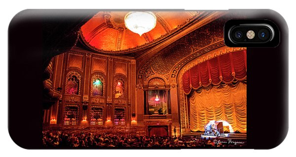 Byrd Theatre Organist II IPhone Case