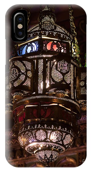 Byzantine Lamp IPhone Case