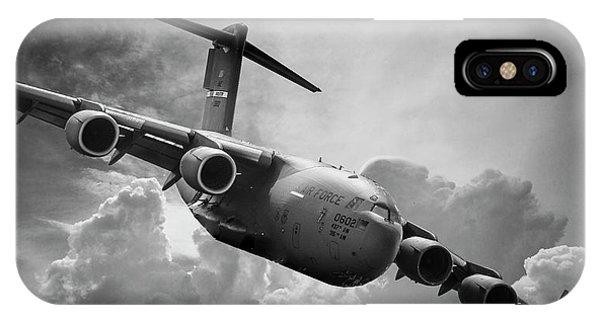 C-17 Globemaster IPhone Case