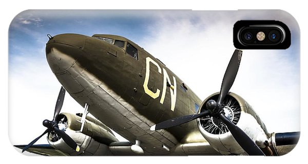 C-47d Skytrain IPhone Case
