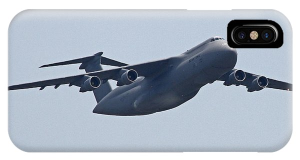 C-5b Galaxy 01 IPhone Case