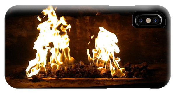 Cabana Fire  IPhone Case