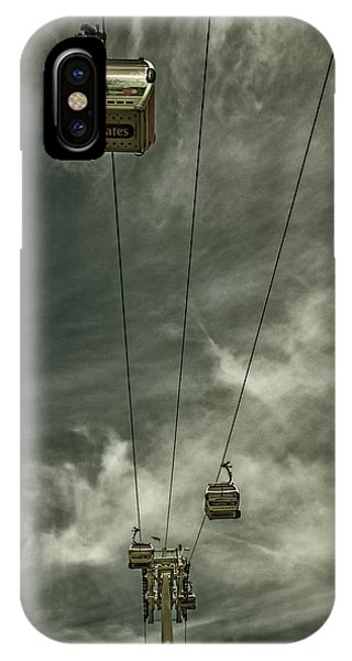 Trolley Car iPhone Case - Cable Car by Martin Newman