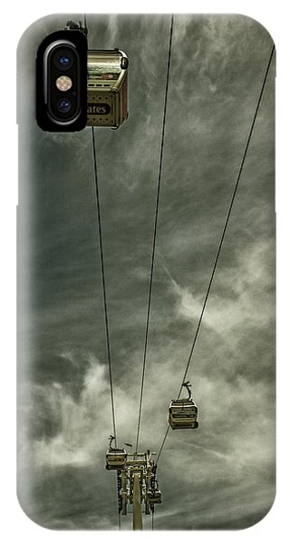 Cable Car IPhone Case