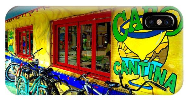 Cabo Cantina - Balboa IPhone Case