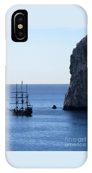 Cabo Pirate Ship IPhone Case