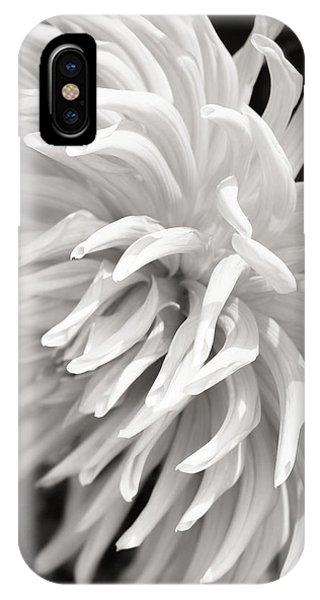 Cactus Dahlia IPhone Case