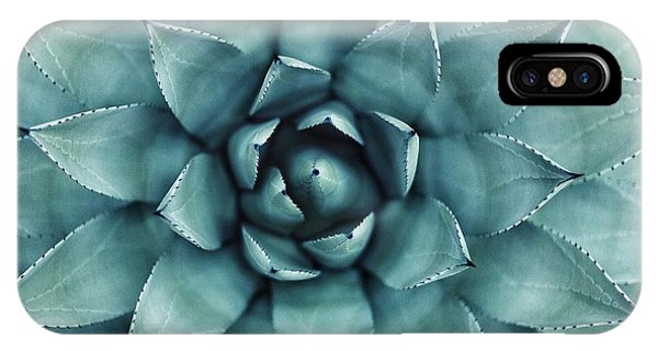 Succulent iPhone Case - Cactus by Happy Home Artistry