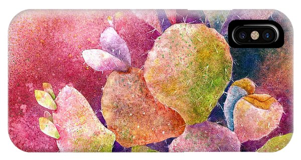 Cactus iPhone Case - Cactus Heart by Hailey E Herrera