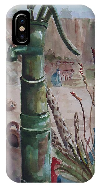 Cactus Joes' Pump IPhone Case