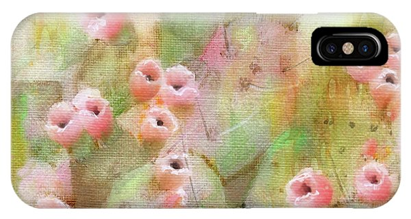 Cactus Rose IPhone Case